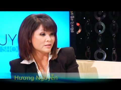 """Lam Thuy Van Show with Huong Nguyen - Chu De """" Hon Nhan & Ly Di"""" Part 1"""