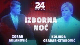 REZULTATI PREDSJEDNIČKIH IZBORA: Milanović Je Novi Predsjednik!