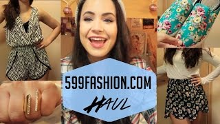 599Fashion.com HAUL! || WANDERBLUSH