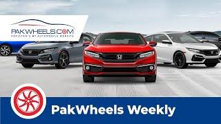 Honda Civic Turbo Oriel launched   Fraud Alert Under-priced Cars   PakWheels Weekly