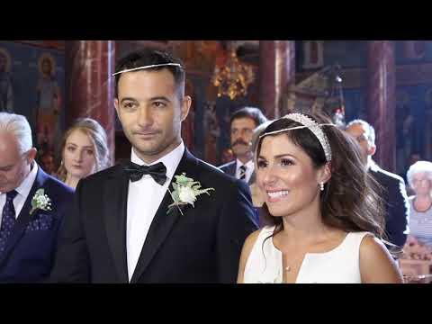 Γάμος Κωνσταντίνα & Δημήτρης, στιγμιότυπα του γάμου και του πάρτι μετά