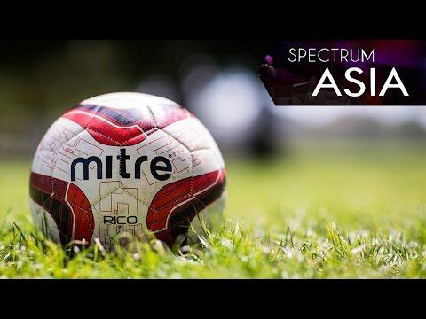Spectrum Asia— Blind Football 09/11/2016 | CCTV