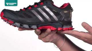 constructor favorito Práctico  Laufschuhe adidas Response Trail 20 GTX Herren - YouTube