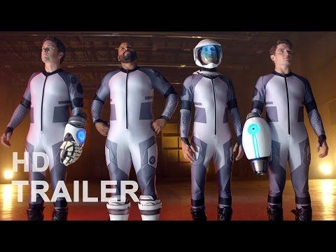 Lazer Team I Offizieller Film Trailer I Deutsch I HD