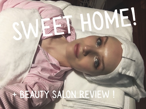 VLOG: Hello, sweet home!!! ☺️☺️☺️ Beauty salon in Dubai :))