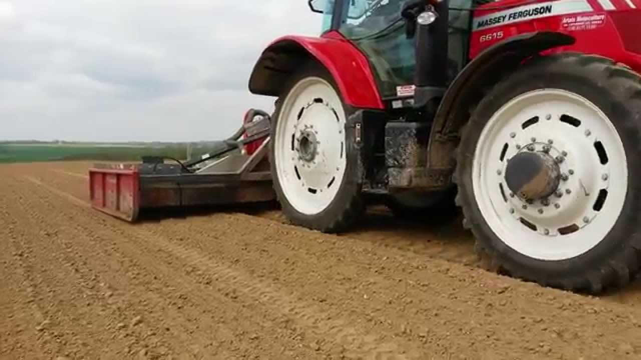D sherbage thermique oignon youtube for Chambre agriculture nord