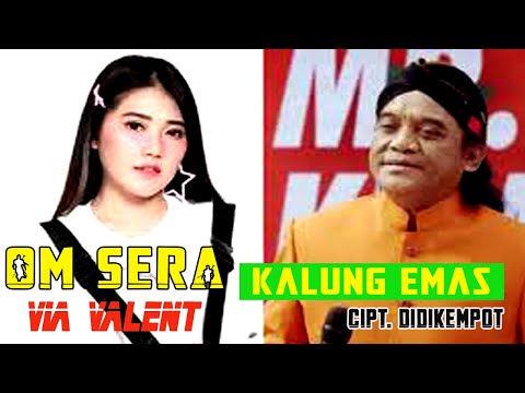 Kalung Emas - Via Vallent -  OM. SERA Live in LANUD ISWAHYUDI