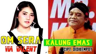 Kalung Emas Via Vallent OM SERA Live in LANUD ISWAHYUDI