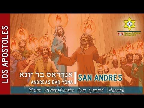 Hebreos Católicos † Homenaje al Apóstol San Andrés 2013 (Documental) - קתולים