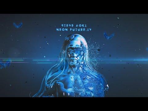 Steve Aoki & Icona Pop - I love My Friends (Neon Future IV Visualizer) Ultra Music