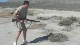M1 Garand Bump fire