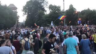Protest, Piata Victoriei 11-08-2018 😘😘😘👍👍👍