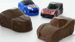 변신 자동차 터닝메카드 타나토스 에반 수제 초콜릿 대문밖장난감
