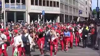 17 mai  2018 Nasjonaldag Oslo Norway