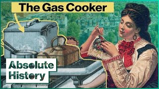Why Gas Became The Must-Have Of A Victorian Home | How Victorians Built Britain | Absolute History