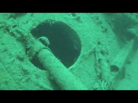 UC 42 - Wreck of WW1 German U-boat