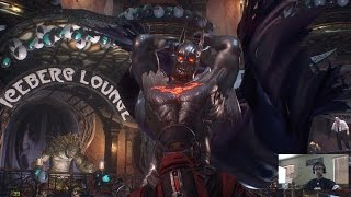 More game play as Nightmare Batman in Arkham Knight