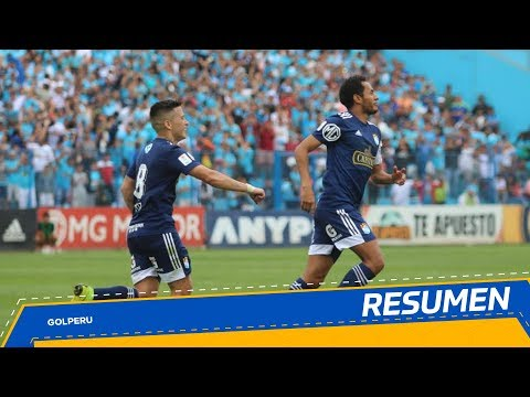 Resumen: Sporting Cristal vs. Alianza Universidad (2-1)