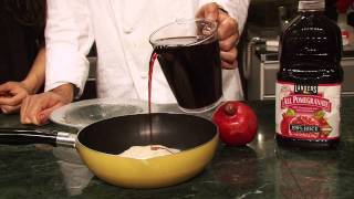 How To Make Pomegranate Sauce