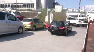 Видео-тест автомобиля Nissan Avenir (W11-051535, Qg18de, черный, 2000 г.)