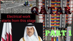 Electrical work in qatar (part 1)