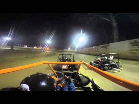 Jax Yohn Racing - Shellhammers Speedway - April 16, 2016