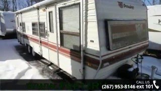 Used 1985 Fleetwood Prowler 29Y for Sale Fretz RV Classified Ads Camper Trader