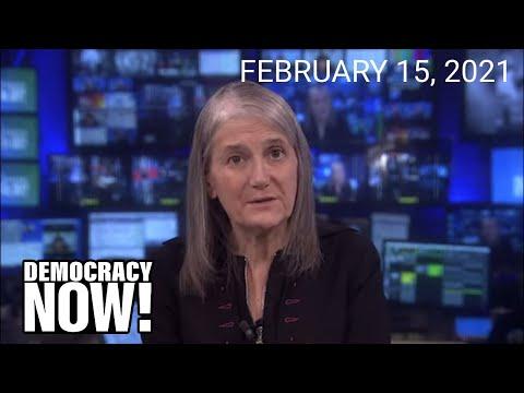 Top U.S. & World Headlines — February 15, 2021