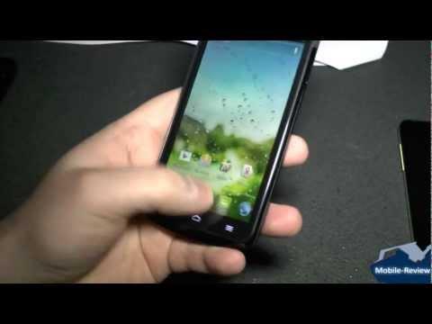 Знакомство с Huawei G500 Pro