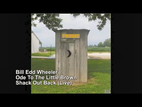 Billy Edd Wheeler - Ode To The Little Brown Shack Out Back (Live)
