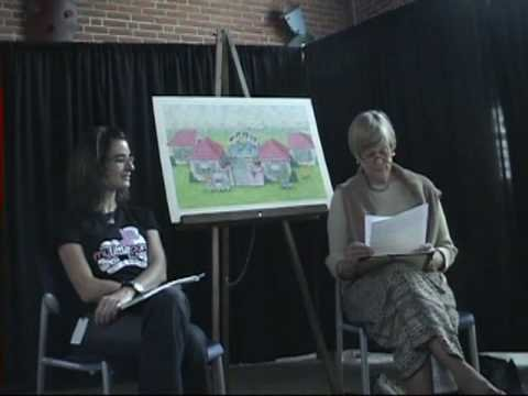 My Little Pony Fair 2008: Bonnie Zacherle Discusses MLP pt.1