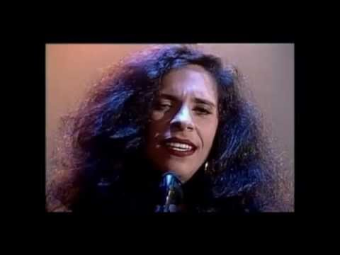Gal Costa - As time goes by (rehearsal - ensaio) by Herman Hupfeld (sung in english)