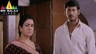 Bhayya Telugu Movie Part 7/11 | Vishal, Priyamani | Sri Balaji Video