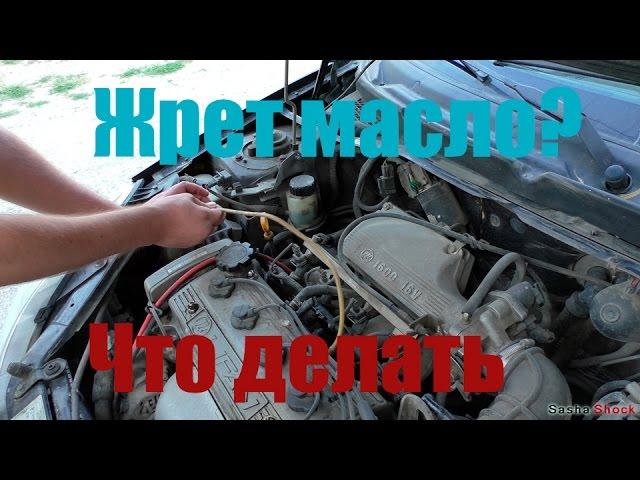 Что делать если двигатель начал жрать масло (Lifan Breez 1.6)