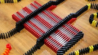 4-Part Domino Screenlink! (RPI Domino Toppling Club)