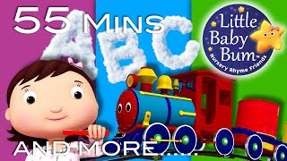 ABC, Colors, 123 | Learn with Little Baby Bum | Nursery Rhymes for Babies | Songs for Kids
