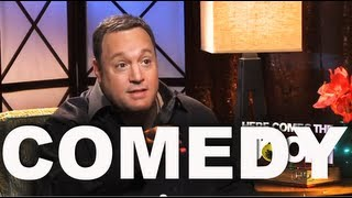 Here Comes The Boom Interview with comedian Kevin James