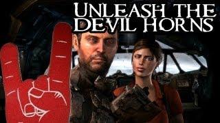 Dead Space 3 - Hidden Weapon - Unleash the Devil Horns