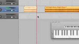 how to edit/remix songs in garageband