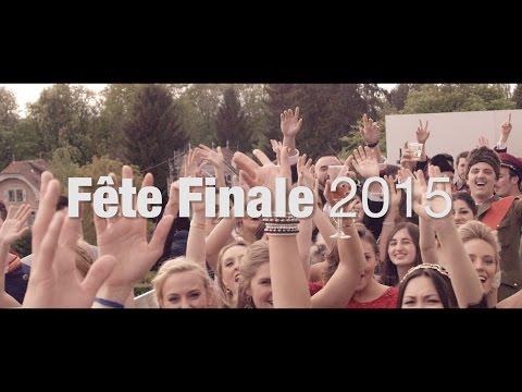 Fête Finale 2015 - Imperial Russia | École hôtelière de Lausanne