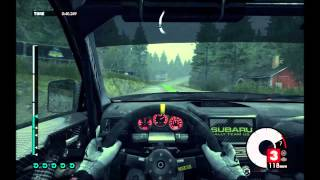 Dirt 3 (PC) rally Nvidia gtx 670 FTW + Thrustmaster ferrari challenge racing wheel.