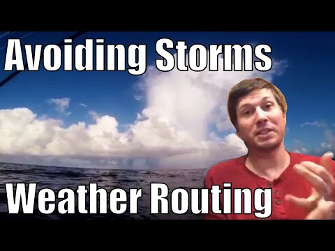 Storm Avoidance and Weather Routing: Atlantic Crossing Affected by Climate Change | Sailing Wisdom