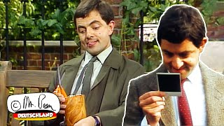 Mr. Bean im Park
