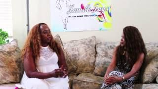 Jamila Jay's Plus Size Revolution Episode 3 featuring Ola Ray