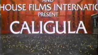 Caligula 1981 TV trailer