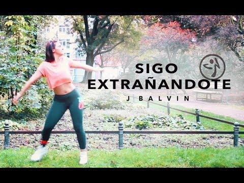 Zumba® / Sigo Extranandote - J Balvin / Choreo Antonia Natascha
