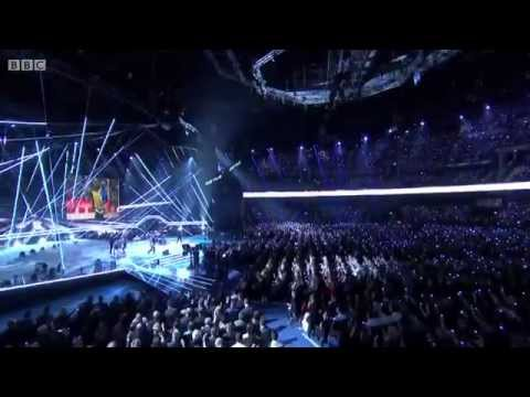 Simple Minds - Waterfront, Sports Personality of the Year, 2014