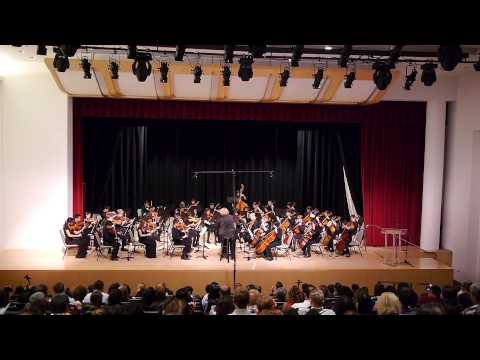 Sahara Crossing by Prelude String Orchestra 04272013