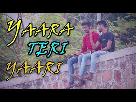 yaara-teri-yaari-||-yara-teri-yari-ko-maine-to-khuda-mana-hai-||-friendship-video-||back-banchers