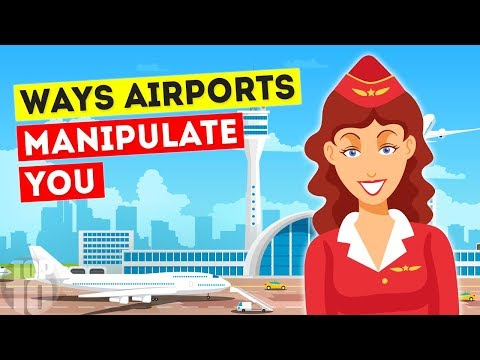 10 Tricks Airports Use To Manipulate You